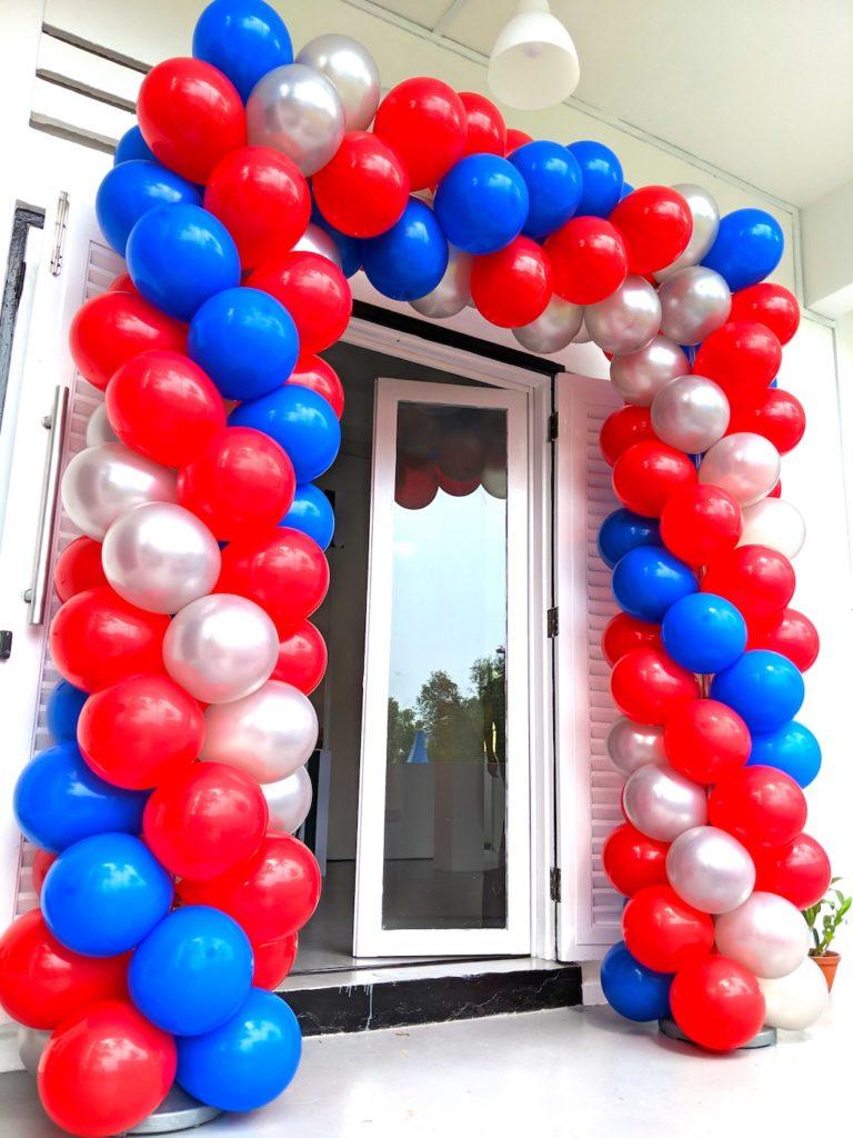 Rectangle Balloon Arch