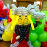 Thor Balloon Sculpture