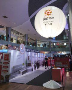 Tripod Advertising Balloon Stand