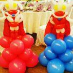 Ultraman Balloon Decorations