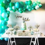 bubble balloon for birthday party