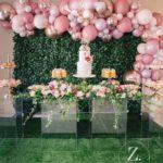 premium organic balloon decor