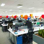 Helium Balloons Decoration