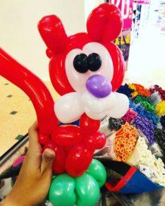 Balloon Cat Sculpture