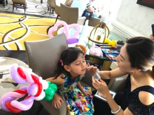 Face Painting for Birthday Party Singapore