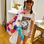 Singapore Unicorn Balloon Sculpture