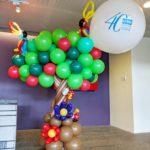 Amazon Balloon Decoration