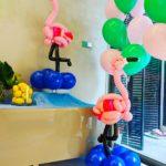 Balloon Flamingo Decoration