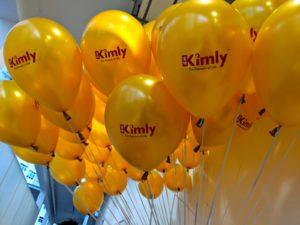 Advertising Branding on Balloons
