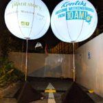 Advertising Tripod Balloon for sale singapore