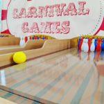 Bowling Carnival Game