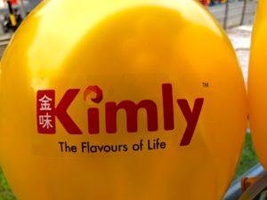 Branding on Balloons
