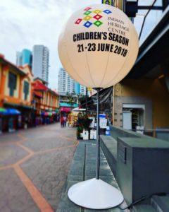 Giant Advertising Balloon Supplier