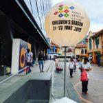 Outdoor Tripod Balloon Stand
