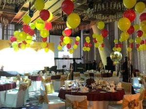 Adults Birthday Party Balloon Decorations