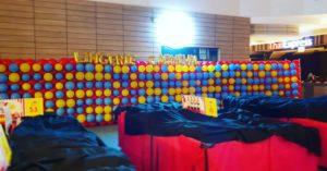 Balloon Backdrop Decorations