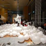 Balloon Cloud Set Up