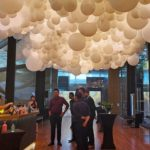 Balloon Clouds for Event
