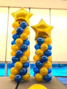 Balloon Decor for SIA