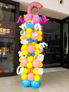 Balloon Donut Column