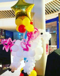 Balloon Horse Decor