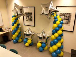 Balloon Star Decorations