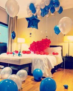 Balloon for Wedding Proposal