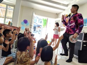 Birthday Party Magician in Singapore