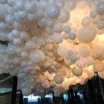 Giant Cloud Balloons