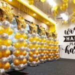 Office Balloon Decorations