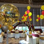 Singapore Helium Balloon Decorations