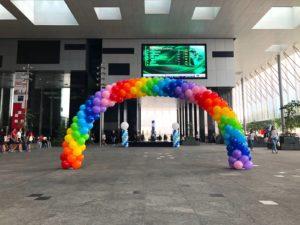 Carnival Balloon Decor Singapore