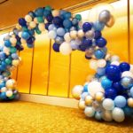 Organic Balloon Arch Singapore