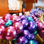 Chrome Balloon Flowers Singapore