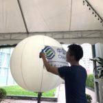 Giant Balloon for branding Singapore