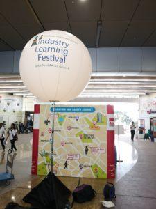 Giant Exhibition Advertising Balloon