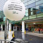 Outdoor Tripod Balloon for Cineleisure