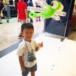 Balloon Dragonfly Sculpture Singapore