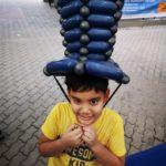 Balloon Hat Sculpture Singapore