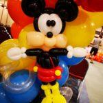 Balloon Mickey Sculpture