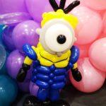 Balloon Minion Sculpture