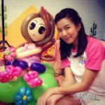 Balloon Princess Rui En