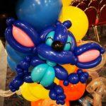 Balloon Stitch Sculpture