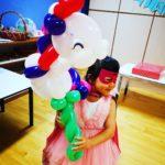 Balloon Unicorn Sculpture Singapore