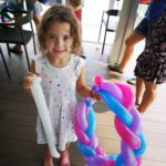 Bow and arrow Balloon Sculpture