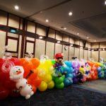 Cartoon Balloon Decorations