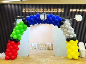 Cheap Balloon Arch Singapore