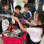 Kids Balloon Twisting Activity