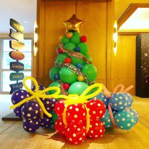 Balloon Christmas Tree Singapore