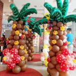 Balloon Coconut Tree for Swatch